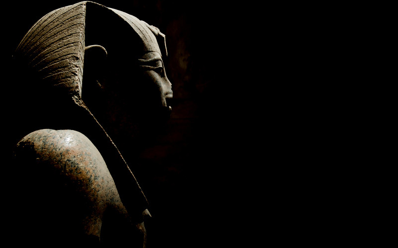 Ancient Egyptian Statue. Photo 168264784 © ajiravan | iStockPhoto